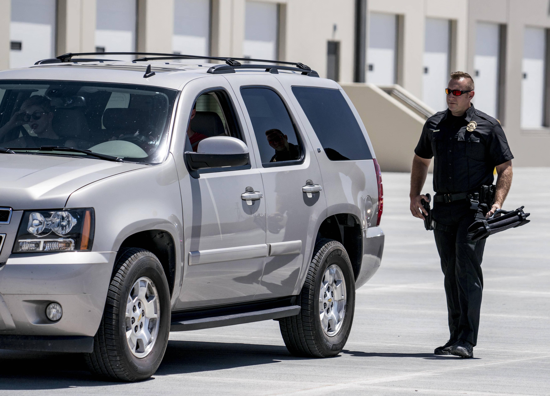 Law Enforcement Body Armor Ballistic Protection PopShield