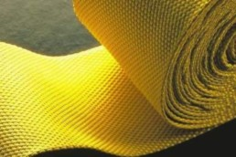 Kevlar Fabric Roll from Dupont used in Bulletproof Shields and Vests