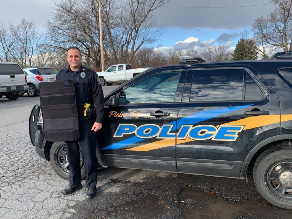 Skate With a Cop Set for Wilkes-Barre's Skateaway Plains TWP police